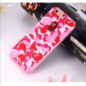 Bape fashion iPhone 6 Plus cases